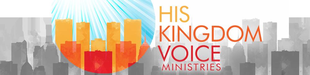 DEVOTIONS | His Kingdom Voice